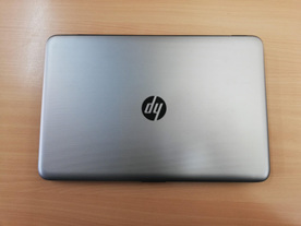 Inspected and refurbished HP pavillion laptop meeting quality control standards