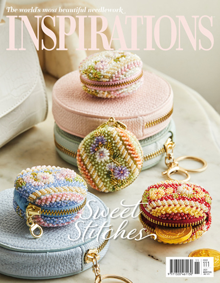 Inspirations Issue 111 - Sweet Stitches