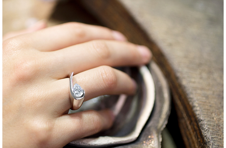 Inspired Collection Patai Diamond Ring