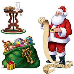 Insta Theme - Santa Prop with List