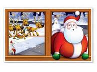 Insta View - Santa Window Prop