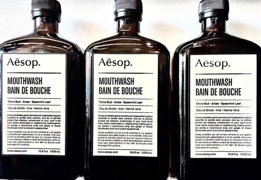 Aēsop Mouthwash