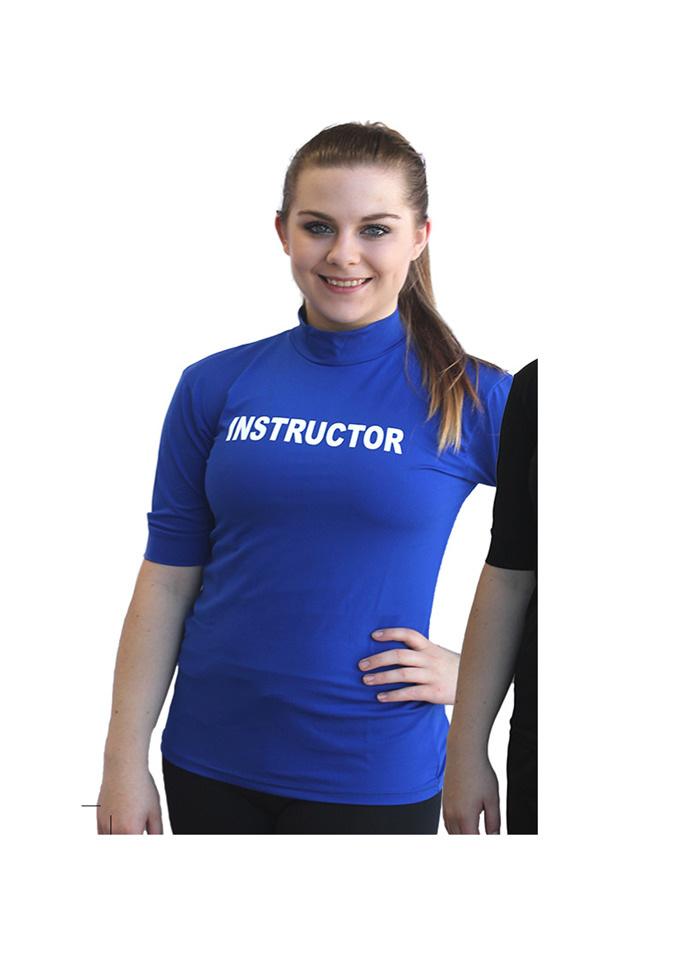 Instructor printed rash shirt eagar for leisure for What is a rash shirt