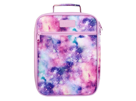 Insulated Junior Lunch Tote - Galaxy