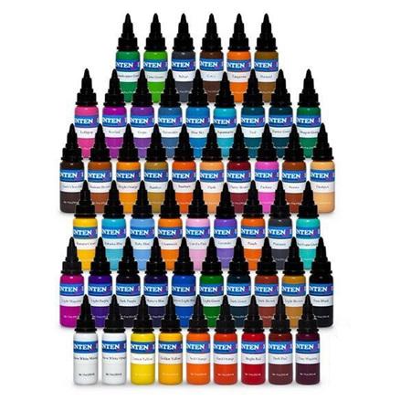 Intenze 54 Color Set x 1oz