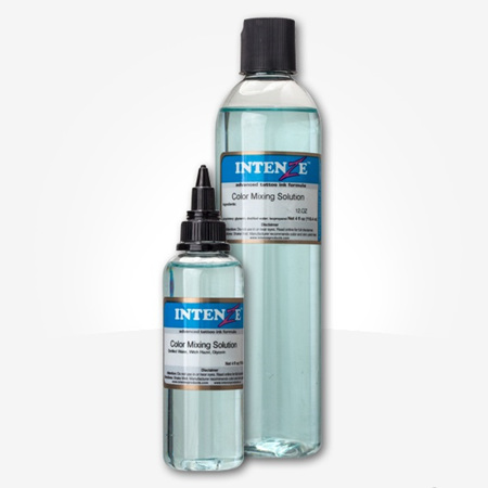 Intenze Color Mixing Solution 4oz