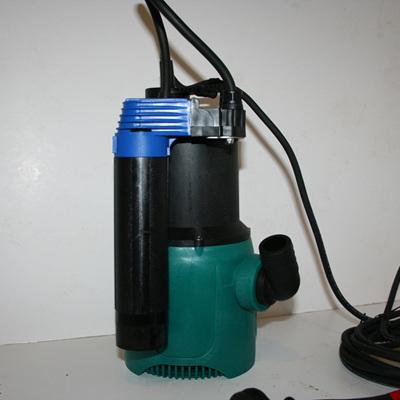 internal float db pump