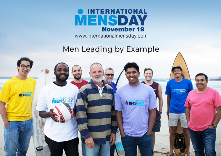 International Men's Day | Take responsibility for your health