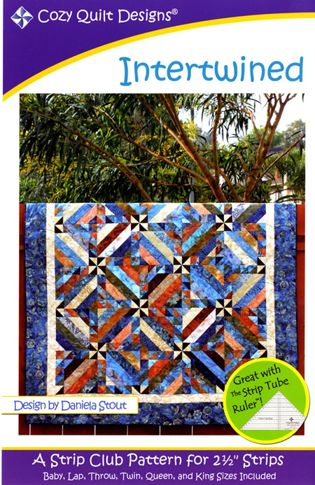 Interwined Quilt Pattern