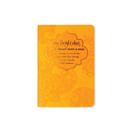 Intrinsic Bright Ideas For A Vibrant Body Mind Notebook