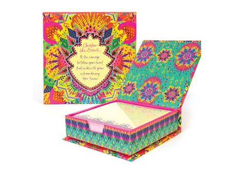 Intrinsic Note Box Kaleidoscope Tribe
