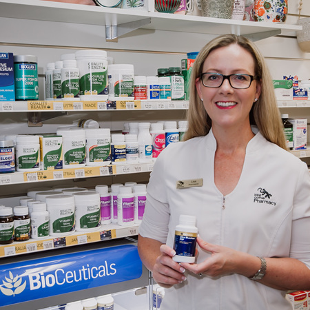 Introducing Lisa, our beautiful Pharmacist!