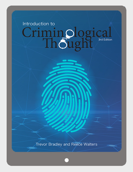 Introduction to Criminological Thought, 3e VitalSource eBook