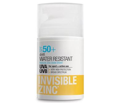 INV. ZINC 4Hr W/Resist. SPF50+ 50ml