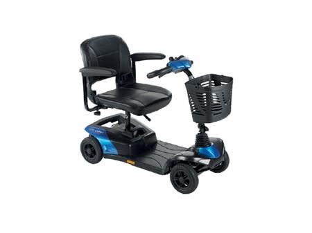 Invacare Colibri Portable Travel Mobility Scooter