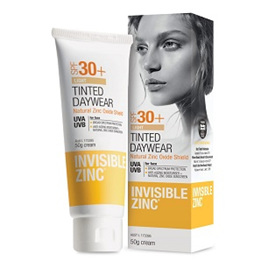 Invisible Zinc Tint Daywear Light 50g SPF30+