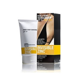 Invisible Zinc Tint Daywear Medium 50g SPF30+