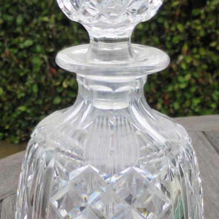 Inwald Crystal Czechoslovakia