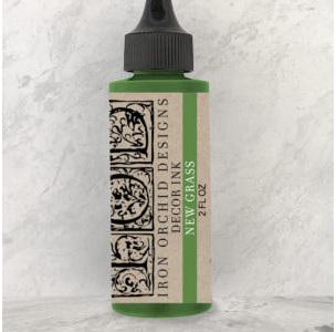 IOD Decor Ink - New Grass