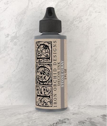 IOD Decor Ink - Stone Gray