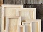 IOD Wood Art Panel  (20.5 x 20.5cm)