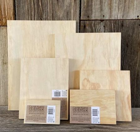 IOD Wood Art Panels