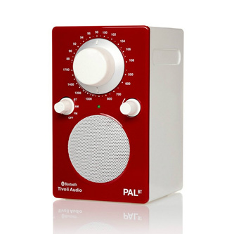 iPAL Bluetooth Red/White