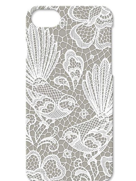 IPhone Cover Fantail White
