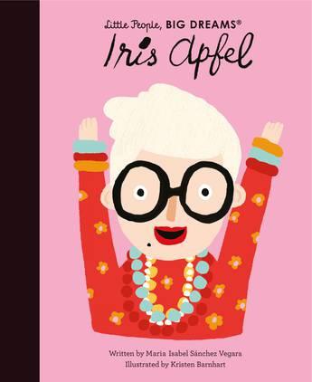 Iris Apfel (Little People, Big Dreams) (Pre-Order)