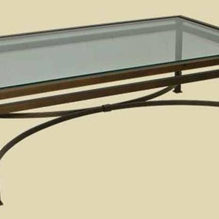 Iron Arabian Coffee Table