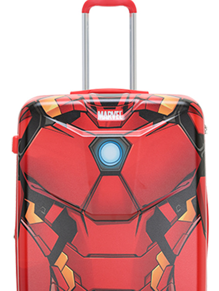 Iron Man On Board luggage  Case Out of Stock