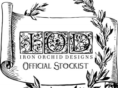 Iron Orchid Designs - Transfers, Moulds, Stamps and More