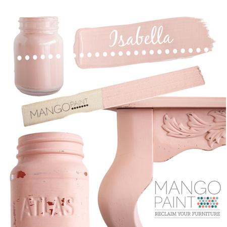 Isabella Mango Paint