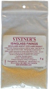 Isinglass Finings for Home Winemaking - different sizes available
