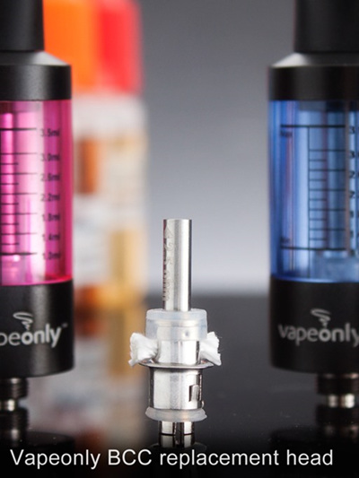 iSmoka BCC Clearomizer Head