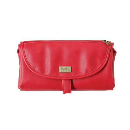 ISOKI CHANGE MAT CLUTCH COOGEE RED