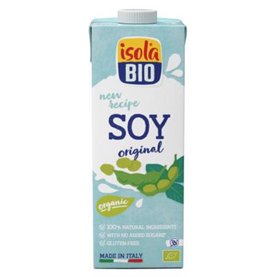 Isola Organic Soy Milk (No Sugar) 1 L