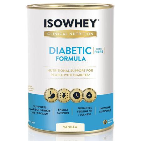 ISOWHEY DIABETIC FRM