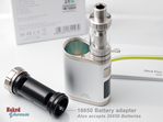 iStick Pico Mega Kit by Eleaf - 80W  with Melo 3 Clearomizer