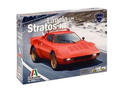 Italeri 1/24 Lancia Stratos HF