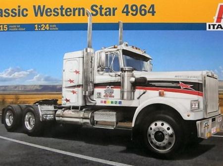 Italeri 1/24 Classic Western Star 4964 (ITA3915)