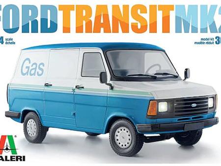 Italeri 1/24 Ford Tansit Mk2