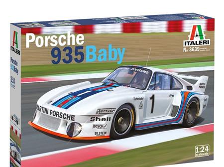 Italeri 1/24 Porsche 935 Baby (ITA3639)