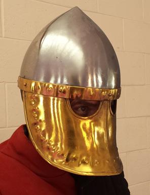 Armamento y Vestimenta: Guerreando en Calradia Italo-norman-2-296