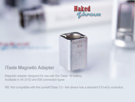 iTaste Magentic adapter