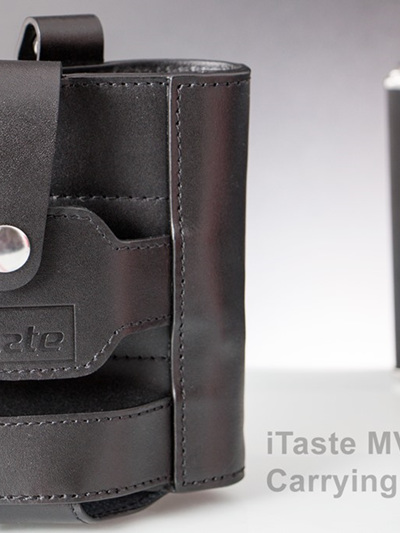 iTaste MVP Leather Carrying Case