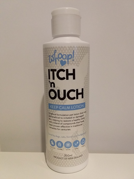 Itch and Ouch Keep Calm Lotion