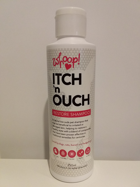 Itch and Ouch Restore Shampoo