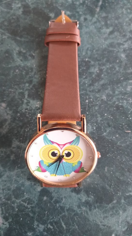 Its a Hoot - OWL WATCH - BROWN