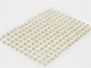 Ivory stick on pearls